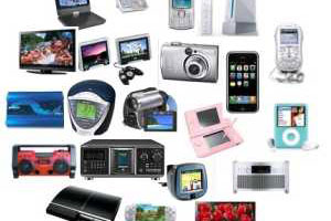 ELECTRONIC ELECTRICALS